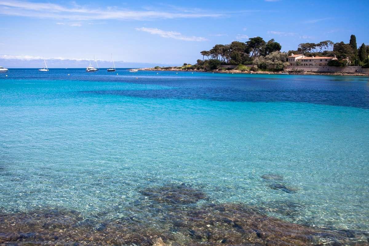 Restaurant Cap D Antibes Mer